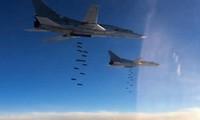 Moscú dice que destruyó varios arsenales del Estado Islámico en Siria