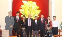 Robustecen cooperación humanitaria Vietnam-Estados Unidos