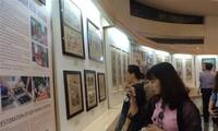 Conservan y promueven valores de pinturas folclóricas vietnamitas