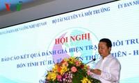 Agua marítima del centro de Vietnam recupera su calidad tras contaminación grave