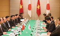 Empieza nueva fase de Iniciativa Vietnam–Japón