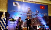 Uruguay celebra la Declaración de la Independencia Nacional en Vietnam