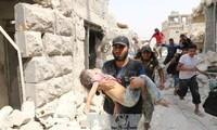 Rusia confirma intención de desplegar alto el fuego humanitario en Alepo