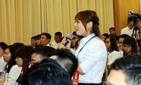 Hanoi promueve desarrollo de emprendedores jóvenes