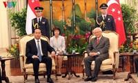 Vietnam y Singapur determinados a profundizar su asociación estratégica