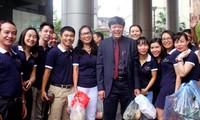 Voz de Vietnam conmemora 71 aniversario de su fundación con Feria humanitaria