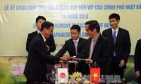 Japón envia más de 100 millones de dólares de asistencia financiera a Vietnam