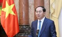 Honran a jóvenes ejemplares en el seguimiento del ejemplo moral de Ho Chi Minh