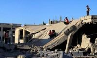 Ejército sirio anuncia suspensión de sus operaciones militares durante 7 días