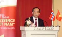 Celebran en Noruega la Independencia de Vietnam y progresos de relaciones bilaterales