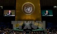 Aprobada Declaración de Nueva York sobre los migrantes y refugiados