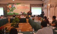 Anuncian programa de Feria de Productos vietnamitas de alta calidad 2016