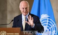 ONU busca retomar negociaciones de paz en Siria