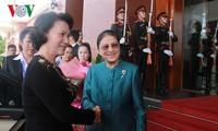 Vietnam y Laos determinados a estrechar la cooperación parlamentaria
