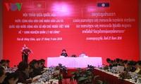 Vietnam y Laos refuerzan cooperación en control de deuda pública