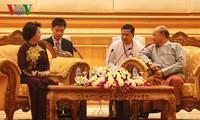 Vietnam y Myanmar apuestan por fortalecer la cooperación multisectorial