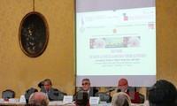 Seminario en Italia sobre Vietnam después de 30 años de renovación