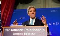 Estados Unidos y Rusia ratifican compromiso con asunto sirio