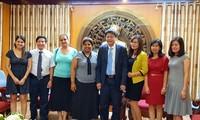 Refuerzan cooperación comunicativa de Vietnam con Cuba y Argentina