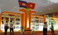 Inaugurada en capital camboyana Feria Comercial de Vietnam 2016