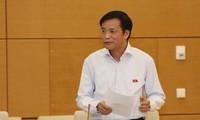 Revisan resultados del cumplimiento de planes de desarrollo socioeconómico en Vietnam