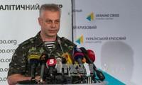 Tres militares muertos en combate en el este de Ucrania