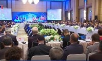 Inauguran vigésimo primera Conferencia de Cancilleres Asean-Unión Europea