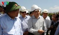 Preparativos de Vietnam para enfrentar huracán Sarika