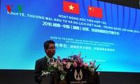Vietnam y China impulsan cooperación económica, comercial, inversionista y turística