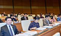 Diputados vietnamitas confían en el logro de objetivos de crecimiento para 2017