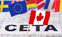 Esfuerzos para salvar el Acuerdo Económico y Comercial Global Unión Europea-Canadá