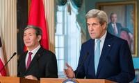 Vietnam y Estados Unidos tratan de profundizar las relaciones bilaterales