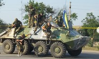 Grupo de contacto de Ucrania respalda formación de zonas de seguridad en Donbass