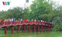Afluencia turística extranjera en Vietnam supera objetivo planteado para 2016