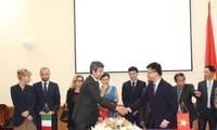 Vietnam e Italia intensifican cooperación en materia de derecho y justicia