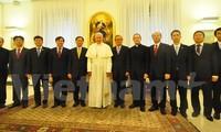 El Vaticano y Vietnam fortalecen nexos