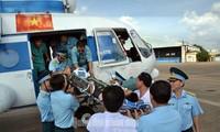 Puente televisivo en honor a médicos militares de Vietnam