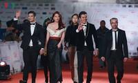 Celebridades vietnamitas en gala inaugural del IV Festival Internacional de Cine de Hanoi