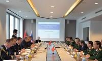Vietnam y Francia refuerzan cooperación de defensa