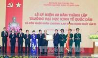Universidad Nacional de Economía de Hanoi favorece el emprendimiento