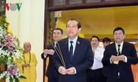 Vietnam se despide del dignatario budista Thich Chon Thien