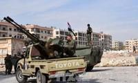Ejército sirio da 24 horas a terroristas en Alepo para entregarse