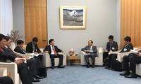 Vietnam busca una mayor inversión directa de Japón