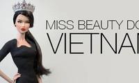 Miss vietnamita de Muñecas, un concurso emocionante para jóvenes nacionales