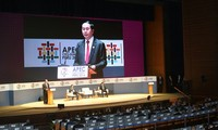 Presidente vietnamita asisten a actividades de la Cumbre de APEC en Perú