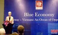 Promueven cooperación económica marítima Vietnam-Noruega