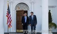 Donald Trump se reunirá con candidatos a secretario de Estado