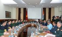 Vietnam y la India abogan por una mayor cooperación en defensa