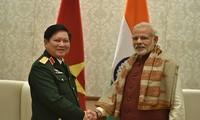 India concede gran importancia al fomento de cooperación en defensa con Vietnam