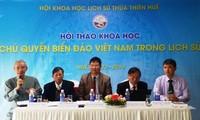 Defienden soberanía de Vietnam en mar e islas